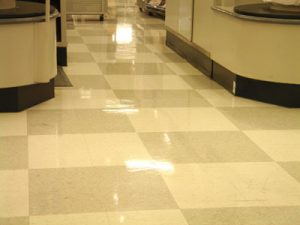 strip wax seal floor services